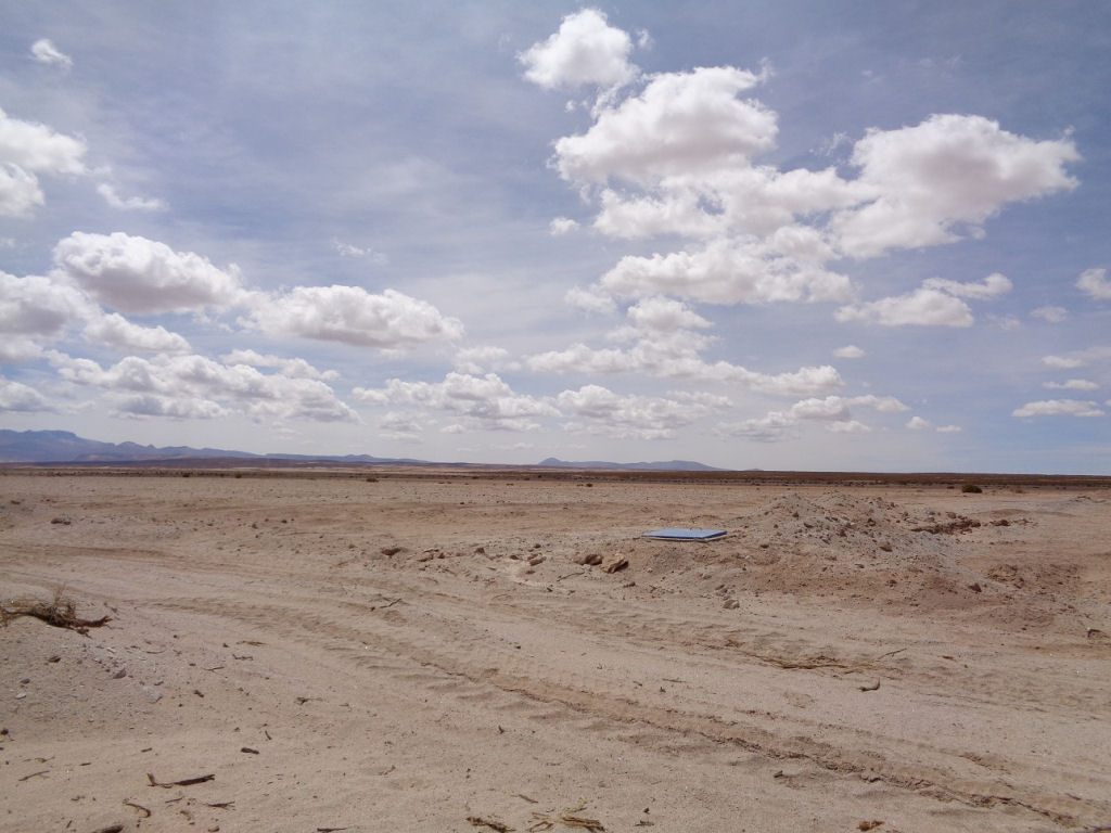 Drought will cause Bolivian quinoa production to fall dramatically